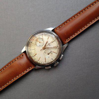 [Vends] Auricoste chronograph uni-compax