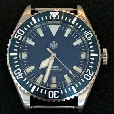 [WTS] NTH Odin Blue with Date