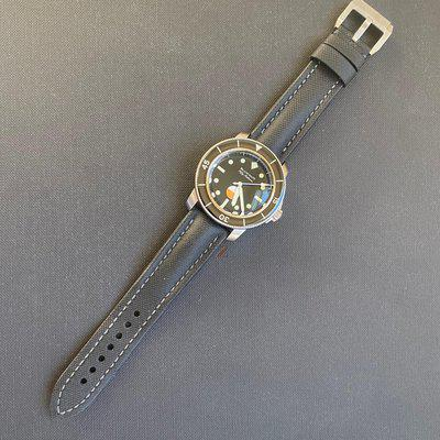 FS: Mint Blancpain x Hodinkee Fifty Fathoms Milspec Limited Edition of 250