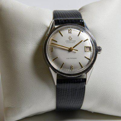 FSOT - Vintage Certina Certidate from 1958, Automatic