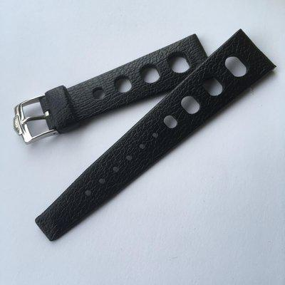 NOS Tropic Sport Strap with NOS Heuer Buckle