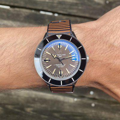 FS: Breitling Superocean Heritage '57 Outerknown 42mm MINT 2020 A10370 (A103703A1Q1W1