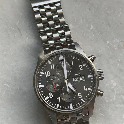 [WTS] IWC Spitfire Chronograph - Repost w/ Price Drop