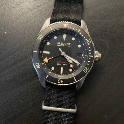 FS: Bremont Supermarine S302 - AS NEW