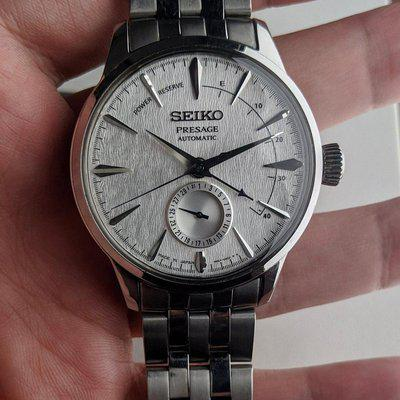 """[WTS] Seiko Presage """"Fuyugeshiki"""" SARY105/SSA385 - Limited Edition - With Box - PRICE REDUCED"""