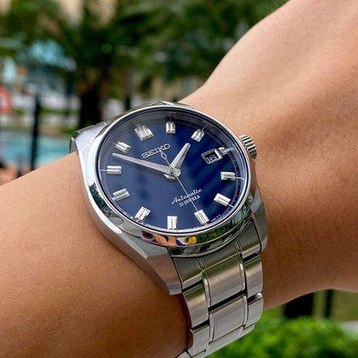 """[WTS] SEIKO Sarb045 """"Blue Kitkat"""" - immaculate condition"""