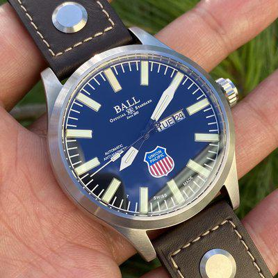 """[WTS] Ball Engineer Master II - Union Pacific """"Big Boy"""" Limited Edition"""