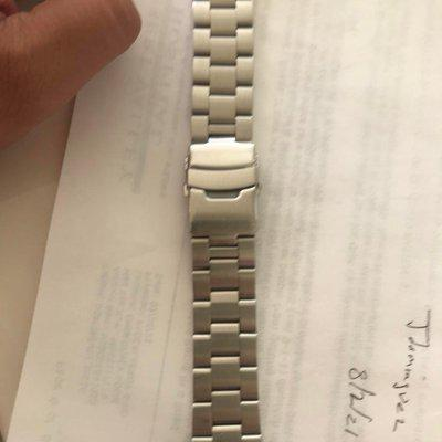 [WTS] Strapcode Oyster 22mm- SKX007 - $39 shipped