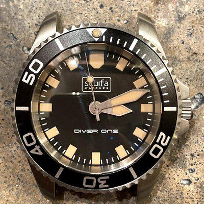 SOLD: Scurfa Diver One ND513RD - $215 OBO