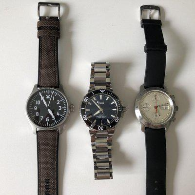 FS: 3 watches from personal collection!!
