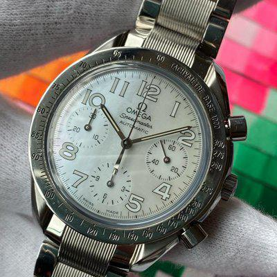 FS:Omega Speedmaster Reduced Mop Dial Automatic 3534.70.00