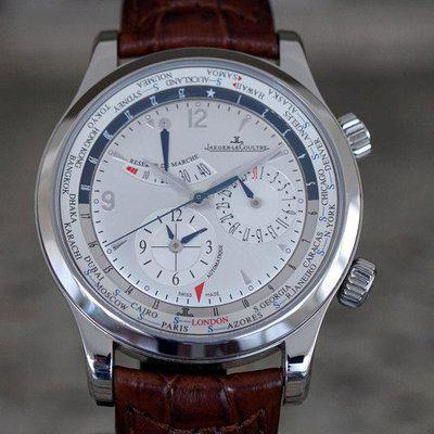 FSOT: Jaeger LeCoultre Q1528420 Master World Geographic,