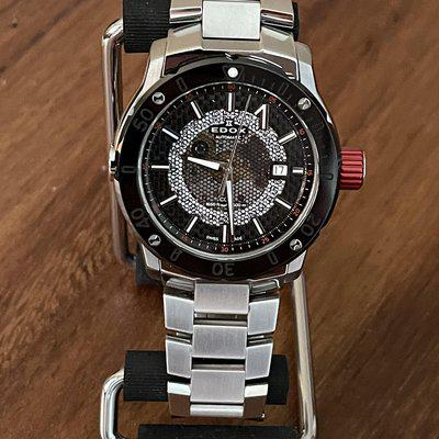 FOR SALE ONLY- EDOX CHRONOFFSHORE-1 AUTOMATIC- MINT