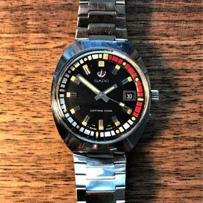 Rado Captain Cook 11773/2 with Dial *PIC*