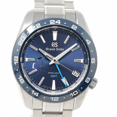 FS: Pre-Owned Grand Seiko Sport Spring Drive GMT SBGE255