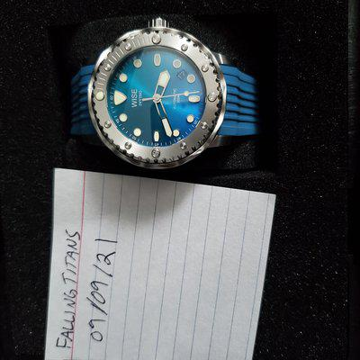 [WTS] WISE DIVING DXS 323 -SOLD