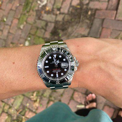 [WTS] Rolex Red Sea-Dweller 126600 Mint - Priced to Sell