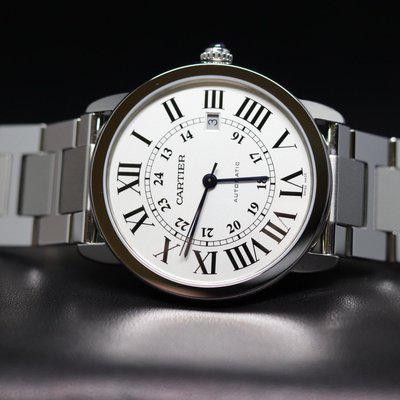 [WTS] 2020 Cartier Ronde Solo 42 W6701011 Full AD Kit