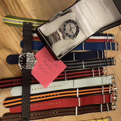 [WTS] 2 Watch Starter Pack Mako USA and Tisell