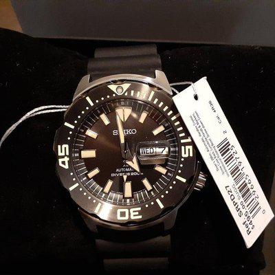 [WTS] Seiko SRPD27 Monster on Rubber Strap $280