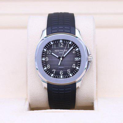 """FSOT: Patek Philippe Aquanaut 5167A Stainless """"Tiffany Dial"""" – Box & Papers"""