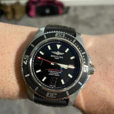For sale: Breitling Superocean A17391 44MM