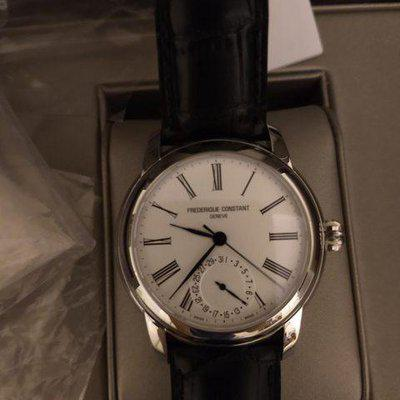 Frederique Constant Manufacture in-house movement