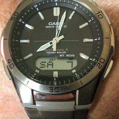 For Sale: Victoinox Swiss Army Classic Infantry Quartz Field Watch Black Dial Asking $47