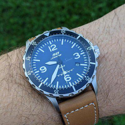 [WTS] Sinn 857 Boeing 747 50 Years Limited Edition for Lufthansa (Repost)