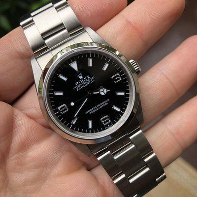 """[WTS] Rolex Explorer Ref. 14270 """"Swiss"""" only with Box & Papers"""