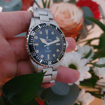 [WTS] Steinhart OVM 39 jubilee + oyster. Free delivery in Australia, pay half international delivery. Based in Perth, Australia