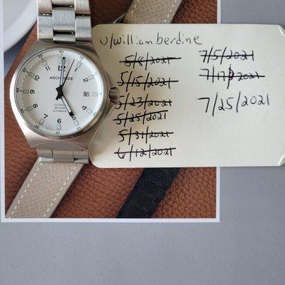 [WTS] ARCHIMEDE OUTDOOR 39 REPOST REDUCED $525 SHIPPED CONUS