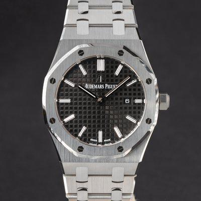 FS: 2021 Audemars Piguet Mid Sized 33mm Royal Oak 67650ST with Box and Papers