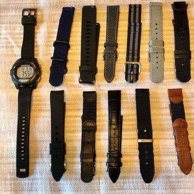 FS: Timex Digital Expedition + 12 x 18mm Straps Asking $30
