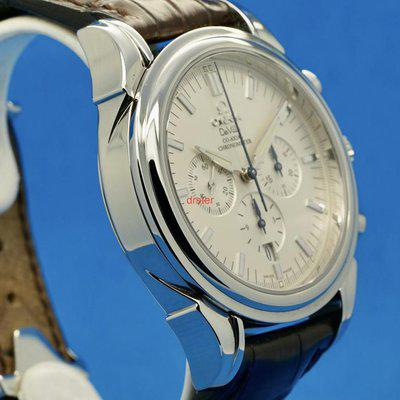 FSOT: >>REDUCED<< OMEGA DeVILLE CO-AXIAL CHRONOGRAPH 4841.31.32, Warranty
