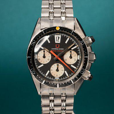 FS: Universal Geneve Space Compax 885104/01
