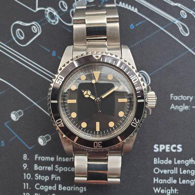 [WTS] Seagull Sterile Submariner 5513 Automatic