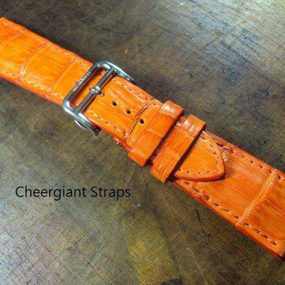 FS:Some custom strap Svw726~730 include HERME,IWC Ingenieur Ceramic,JLC TTR 1931 Fagliano strap,JoJo. Cheergiant strap