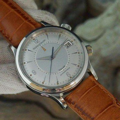 FS: Jaeger-LeCoultre Master Control Memovox 144.8.97 Excellent Cond REDUCED