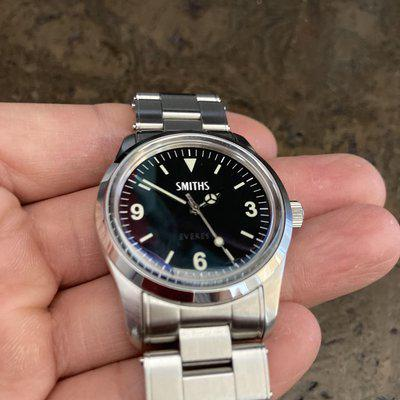 [WTS] Smiths Everest 36mm Black Dial