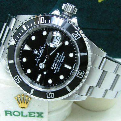 FS: 2002 Rolex Submariner Date 16610 Like New in Box Manual Original Box Papers Serviced May 2021