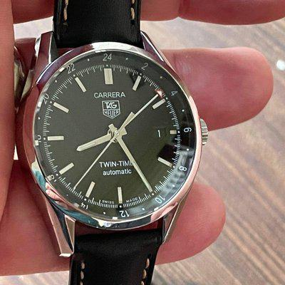 [WTS] Tag Heuer Twin Time priced to sell $950 shipped.