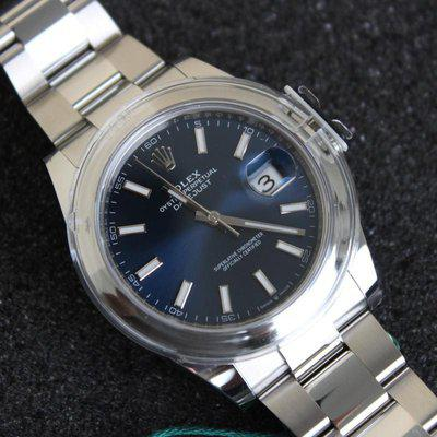 Rolex Datejust 41 126300 Blue Dial (New, Complete)