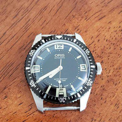 SOLD - Oris Divers 65 40mm (Discontinued model) - $920