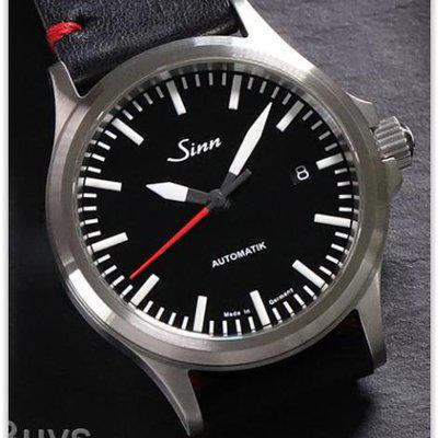 SOLD!!! MINT SINN 556i RS, 2-months old, AD, RED SECOND HAND, PERFECTION.