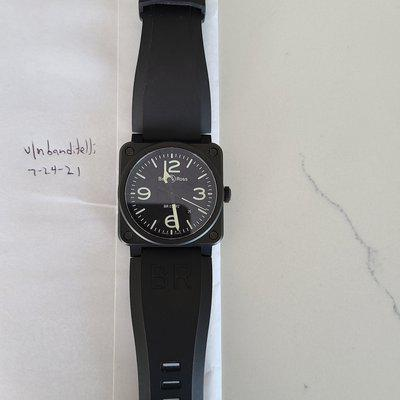 [WTS] Bell & Ross BR 03-92 Black Ceramic Reposted and Reduced