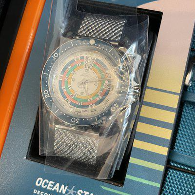 [WTS] MIDO Ocean Star Decompression Timer 1961 Limited Edition 'Turquoise' Brand New
