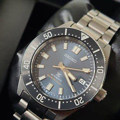 FSOT: Seiko Prospex 62MAS (SBDC107/SPB149J1) Limited Edition Watch - Blue Dial, Box & Papers, Great Dive Watch - $1,275