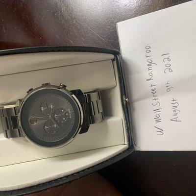 [WTS]US. Willing to ship men's Movado watch.