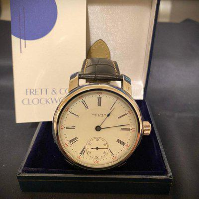[WTS] Waltham P.S. Bartlett wristwatch conversion from 1919 [Repost][Reduced]